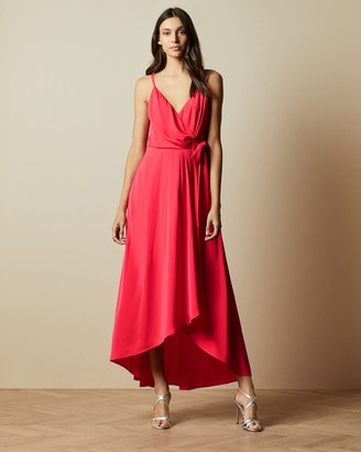 Ted Baker Sleeveless Wrap Dress
