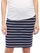 Secret Fit Belly Pencil Fit Maternity Skirt