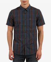 Volcom Men's Dominic Plaid Shirt