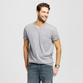 Merona Men's V-Neck Pocket T-Shirt