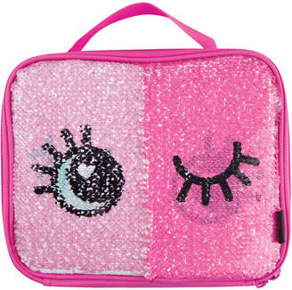 STYLE lab Style.Lab Two-Way Sequin Wink Lunch Box
