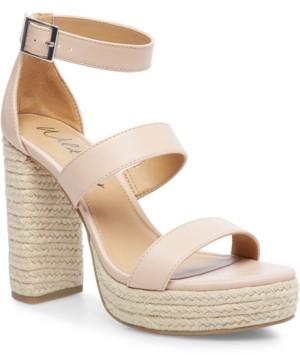 Wild Pair Yamina Platform Dress Sandals, Created for Macy's Women's Shoes