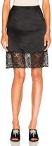 Marques Almeida Marques ' Almeida Knee Length Slip Skirt