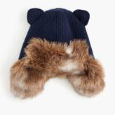J.Crew Girls' cat-ear trapper hat