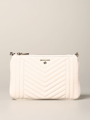 MICHAEL Michael Kors Bag In Quilted Leather