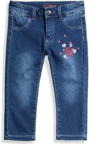 GUESS Embroidered Knit Jeggings (0-24m)