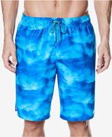 Nike Men's Cumulus Printed Swim Trunks
