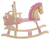 Levels of Discovery Rock-A-My-Baby Rocking Horse - Pink