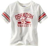 Osh Kosh Varsity Knit Top (Kids) - Ivory-4