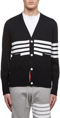 Thom Browne Classic Striped Cardigan