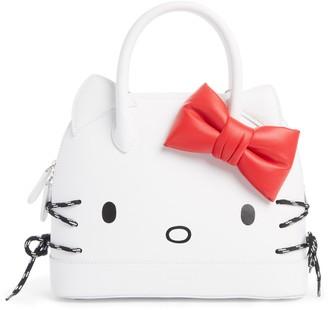Balenciaga x Hello Kitty(R) Small Top Handle Bag