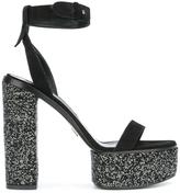 Ermanno Scervino platform ankle strap sandals