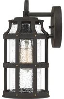 """575 Denim Maidste Outdoor Wall Lantern 17 Stories Size: 11.5"""" H X W"""