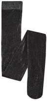 Capelli Girls' Shimmer Metallic Tights - Sizes S-L