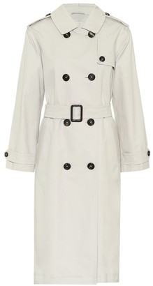 Max Mara Etrench cotton trench coat