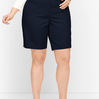 "Talbots Perfect Shorts - 9"" - Solid"