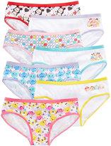 Disney 7-Pk. Tsum Tsum Cotton Brief Underwear, Little Girls (2-6X) and Big Girls (7-16)