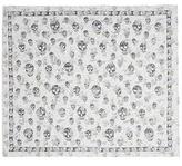 Alexander McQueen Ramage skull silk chiffon scarf