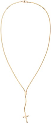 Lana Crossary Liquid Gold Y-Necklace
