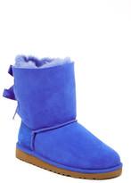UGG Bailey Genuine Sheepskin Lined Bow Boot (Little Kid & Big Kid)