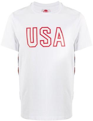 Kappa USA T-shirt
