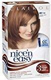 Clairol Nice & Easy Hair # 110 Size 1 Kit Nice & Easy Hair Color Treatment #110