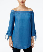 Style&Co. Style & Co. Off-The-Shoulder Top, Only at Macy's