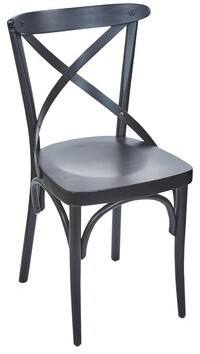 BFM Seating Sofia Solid Wood Dining Chair BFM Seating