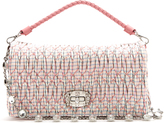 Miu Miu Quilted checked shoulder bag