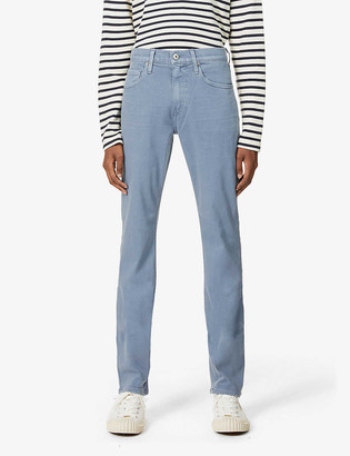 Paige Federal Transcend slim stretch-denim jeans