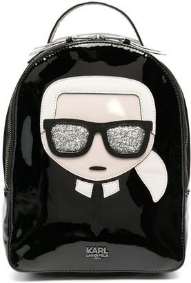 Karl Lagerfeld Paris Ikonik backpack