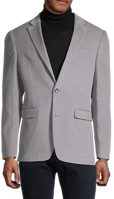 Tommy Hilfiger Trevor-Fit Cotton Suit Jackets