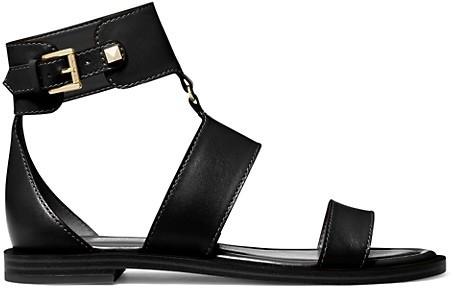 MICHAEL Michael Kors Amos Leather Gladiator Sandals