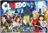 Hasbro Cluedo: The Classic Mystery Game