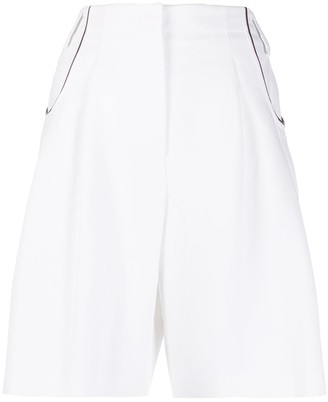 Giorgio Armani Tailored Shorts
