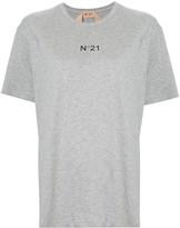 No.21 logo relaxed T-shirt