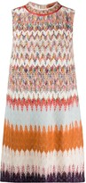Missoni Abstract Print Shift Dress