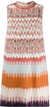 Missoni Abstract Print Shift Dress