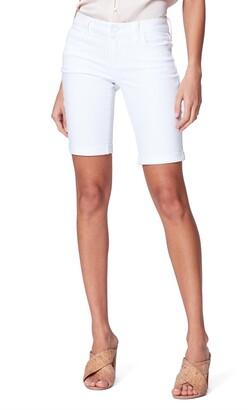 Paige Jax Denim Bermuda Shorts
