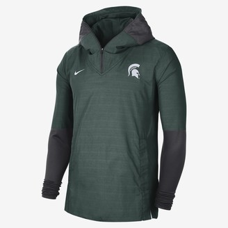 Nike Men's Lightweight Player Jacket College (Michigan State)