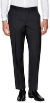 The Kooples Flat Front Wool Trousers