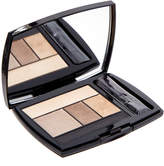 Lancôme 0.141Oz Chocolate Amande 110 Color Design Eye Brightening All-In-One 5 Color Shadow Palette
