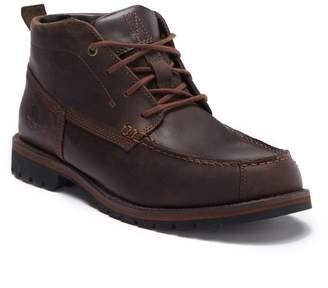 Timberland Grantly Leather Moc Toe Chukka Boot