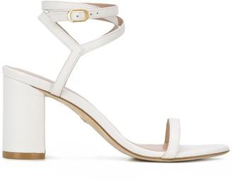Stuart Weitzman Merinda 85mm block heel sandals
