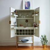 Graphic Bar Cabinet