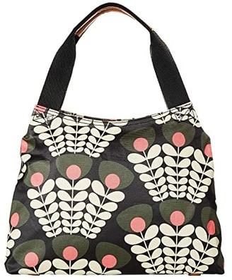 Orla Kiely Bunch of Stems Classic Zip Shoulder Bag