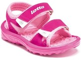 Lotto S8154 Sandals Kid Pink Pink