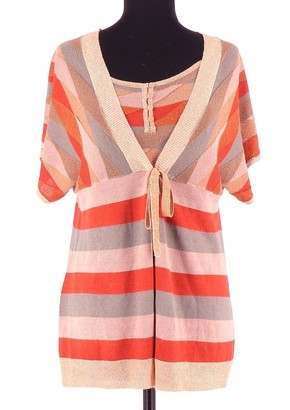 Georges Rech Orange Top for Women