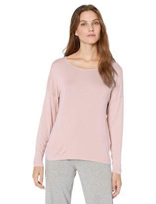 Jane & Bleecker Women's Long Pajama Top