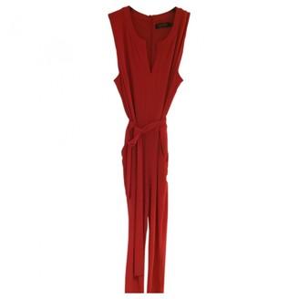 Lauren Ralph Lauren Orange Jumpsuit for Women